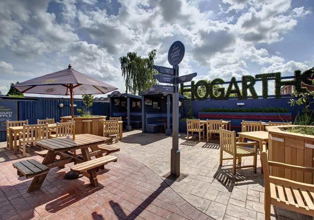 Book a stall at Hogarths October 2020