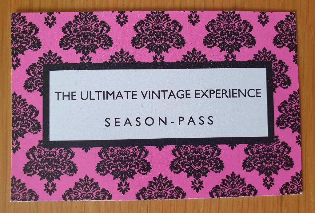 Customer Season Pass Ultimate Girls Night Out