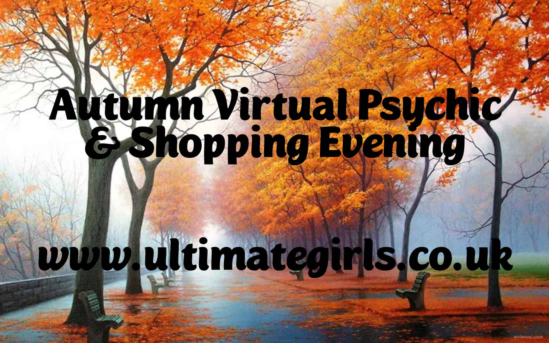 Book a Stall at Virtual Psychic Shopping Night