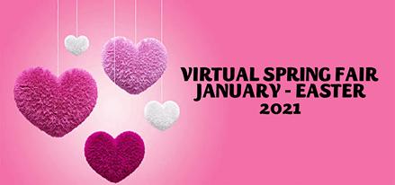 Book a stall at Virtual Spring Fair 2021