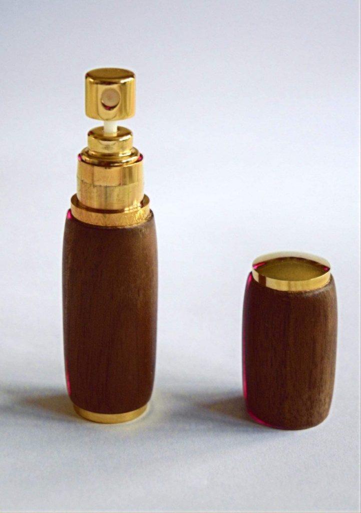 Handmade perfume atomisers | The Magic of Woodturning Image