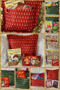 Christmas Gift Cushions! | Cottage Farm Crafts & Antiques Image