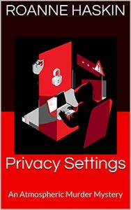 Privacy Settings: An Atmospheric Murder Mystery - Roanne Haskin Image